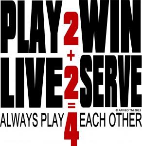 APIVEO Play 2 Win Live 2 Serve final